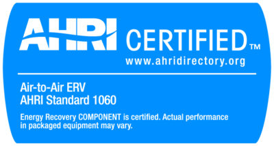 AHRI certification 1060
