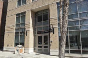 Wentworth dormitories on 555 Huntington Avenue